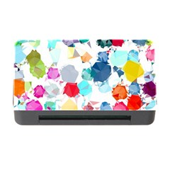 Colorful Diamonds Dream Memory Card Reader with CF
