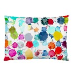 Colorful Diamonds Dream Pillow Case (Two Sides) Back