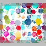 Colorful Diamonds Dream Deluxe Canvas 24  x 20   24  x 20  x 1.5  Stretched Canvas