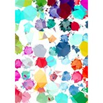 Colorful Diamonds Dream Get Well 3D Greeting Card (7x5) Inside