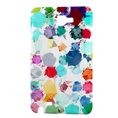 Colorful Diamonds Dream Samsung Galaxy Note 1 Hardshell Case
