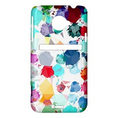 Colorful Diamonds Dream HTC Evo 4G LTE Hardshell Case