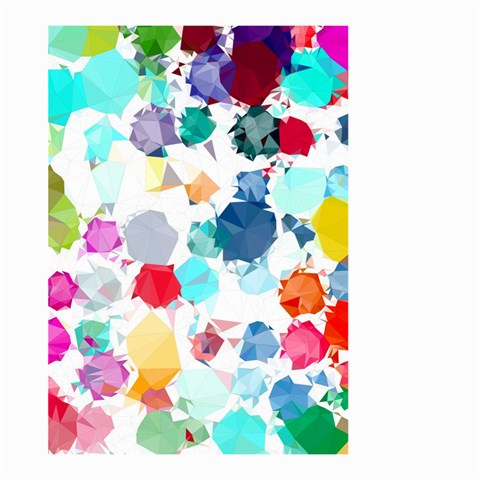 Colorful Diamonds Dream Large Garden Flag (Two Sides)