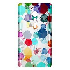 Colorful Diamonds Dream Sony Xperia ion