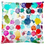 Colorful Diamonds Dream Large Cushion Case (One Side) Front