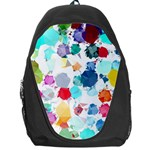 Colorful Diamonds Dream Backpack Bag Front