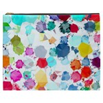 Colorful Diamonds Dream Cosmetic Bag (XXXL)  Front