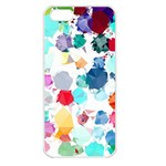 Colorful Diamonds Dream Apple iPhone 5 Seamless Case (White) Front