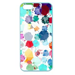 Colorful Diamonds Dream Apple Seamless Iphone 5 Case (color)
