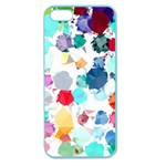 Colorful Diamonds Dream Apple Seamless iPhone 5 Case (Color) Front