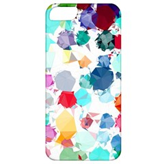 Colorful Diamonds Dream Apple Iphone 5 Classic Hardshell Case