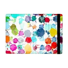Colorful Diamonds Dream Apple iPad Mini Flip Case