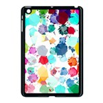 Colorful Diamonds Dream Apple iPad Mini Case (Black) Front