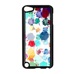 Colorful Diamonds Dream Apple Ipod Touch 5 Case (black)