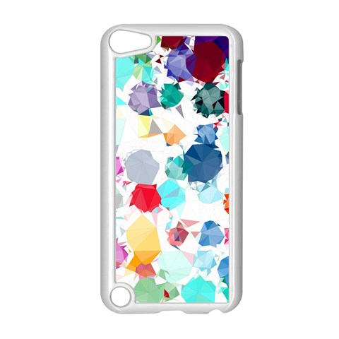 Colorful Diamonds Dream Apple iPod Touch 5 Case (White)