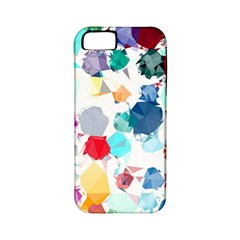 Colorful Diamonds Dream Apple Iphone 5 Classic Hardshell Case (pc+silicone)