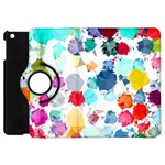 Colorful Diamonds Dream Apple iPad Mini Flip 360 Case Front
