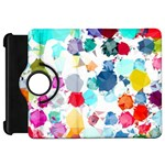 Colorful Diamonds Dream Kindle Fire HD Flip 360 Case Front