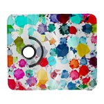 Colorful Diamonds Dream Samsung Galaxy S  III Flip 360 Case Front