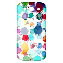 Colorful Diamonds Dream Samsung Galaxy S3 S III Classic Hardshell Back Case