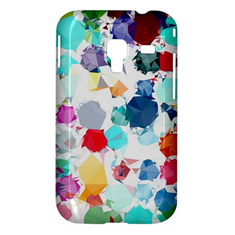 Colorful Diamonds Dream Samsung Galaxy Ace Plus S7500 Hardshell Case