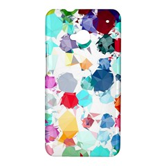 Colorful Diamonds Dream HTC One M7 Hardshell Case
