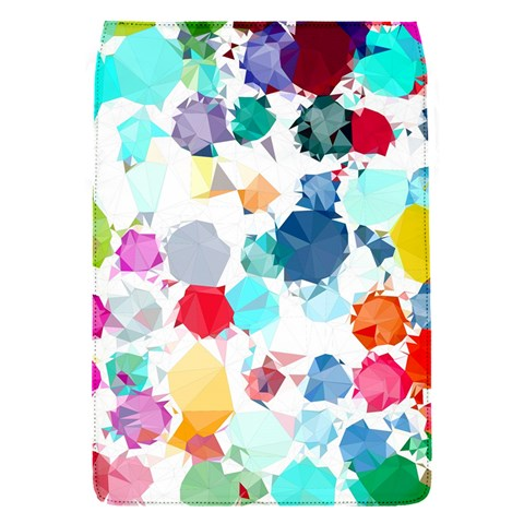 Colorful Diamonds Dream Flap Covers (S)