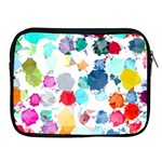 Colorful Diamonds Dream Apple iPad 2/3/4 Zipper Cases Front