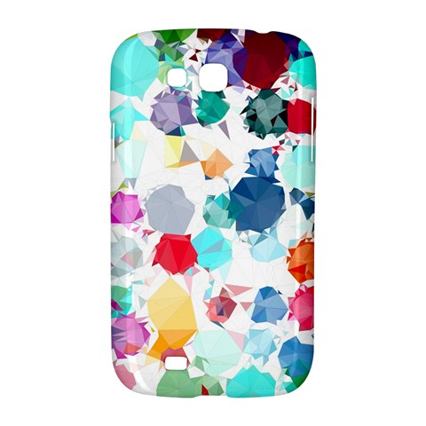 Colorful Diamonds Dream Samsung Galaxy Grand GT-I9128 Hardshell Case