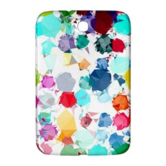 Colorful Diamonds Dream Samsung Galaxy Note 8 0 N5100 Hardshell Case