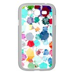 Colorful Diamonds Dream Samsung Galaxy Grand DUOS I9082 Case (White) Front