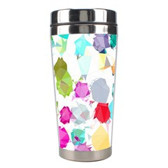 Colorful Diamonds Dream Stainless Steel Travel Tumblers