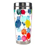 Colorful Diamonds Dream Stainless Steel Travel Tumblers Right