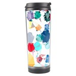 Colorful Diamonds Dream Travel Tumbler Center