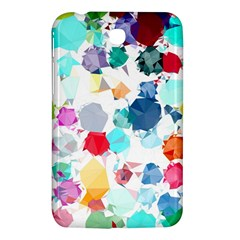 Colorful Diamonds Dream Samsung Galaxy Tab 3 (7 ) P3200 Hardshell Case