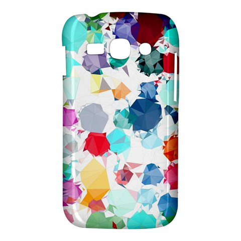 Colorful Diamonds Dream Samsung Galaxy Ace 3 S7272 Hardshell Case