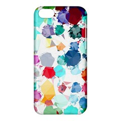 Colorful Diamonds Dream Apple Iphone 5c Hardshell Case