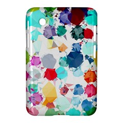 Colorful Diamonds Dream Samsung Galaxy Tab 2 (7 ) P3100 Hardshell Case