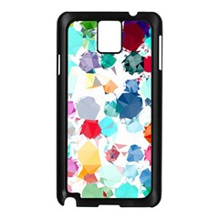 Colorful Diamonds Dream Samsung Galaxy Note 3 N9005 Case (black)