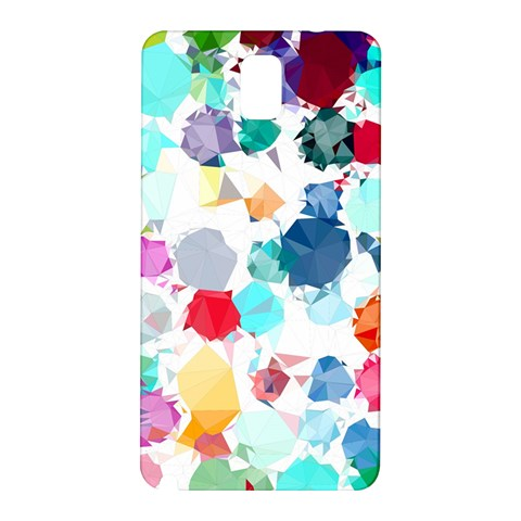 Colorful Diamonds Dream Samsung Galaxy Note 3 N9005 Hardshell Back Case