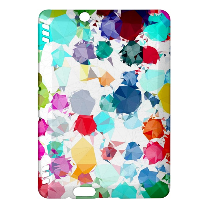 Colorful Diamonds Dream Kindle Fire HDX Hardshell Case
