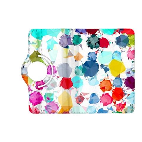 Colorful Diamonds Dream Kindle Fire HD (2013) Flip 360 Case