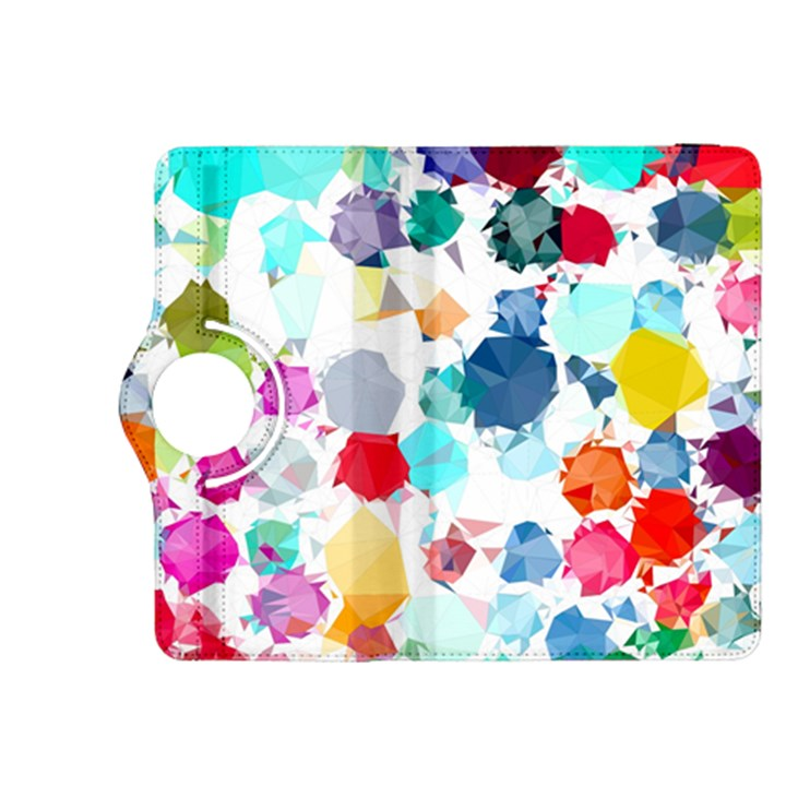 Colorful Diamonds Dream Kindle Fire HDX 8.9  Flip 360 Case