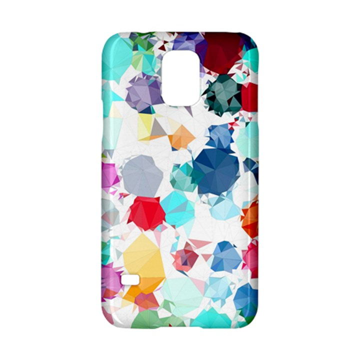 Colorful Diamonds Dream Samsung Galaxy S5 Hardshell Case