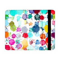 Colorful Diamonds Dream Samsung Galaxy Tab Pro 8 4  Flip Case