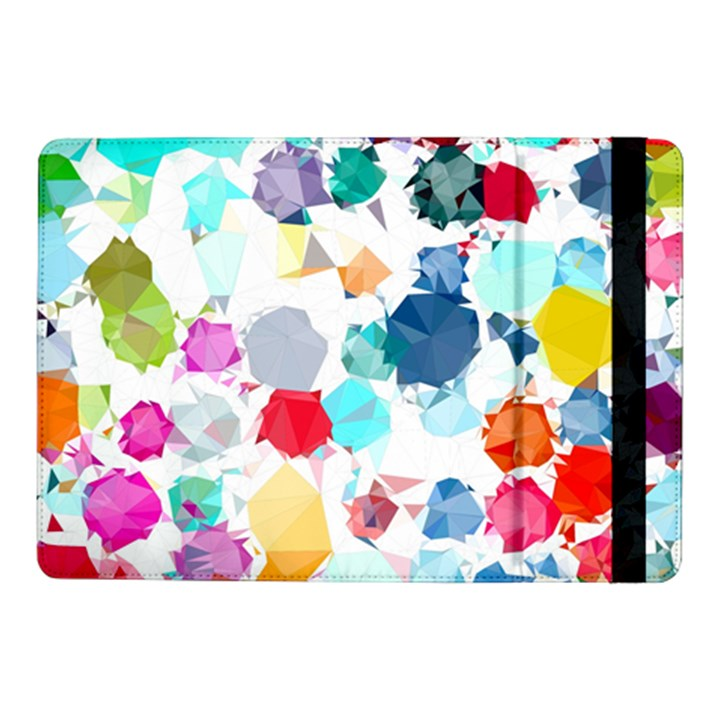 Colorful Diamonds Dream Samsung Galaxy Tab Pro 10.1  Flip Case