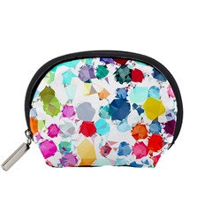 Colorful Diamonds Dream Accessory Pouches (Small)