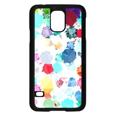 Colorful Diamonds Dream Samsung Galaxy S5 Case (black)