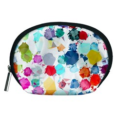 Colorful Diamonds Dream Accessory Pouches (medium)