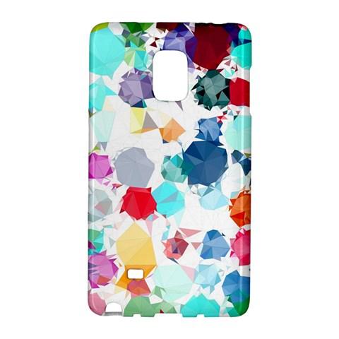 Colorful Diamonds Dream Galaxy Note Edge